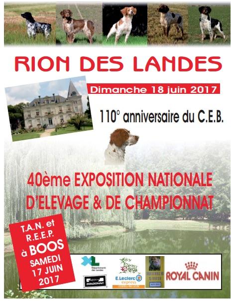 Nationale D'Elevage Du CEB (Fransk Bretonklubb)