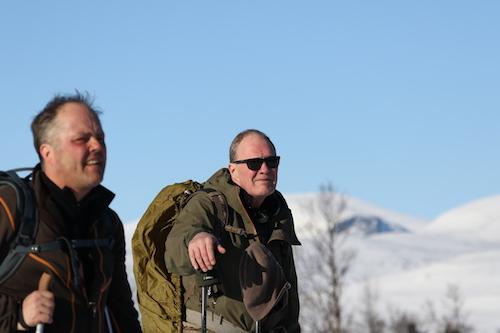 Magnus och Burre (Foto Filip Örnerkrans)