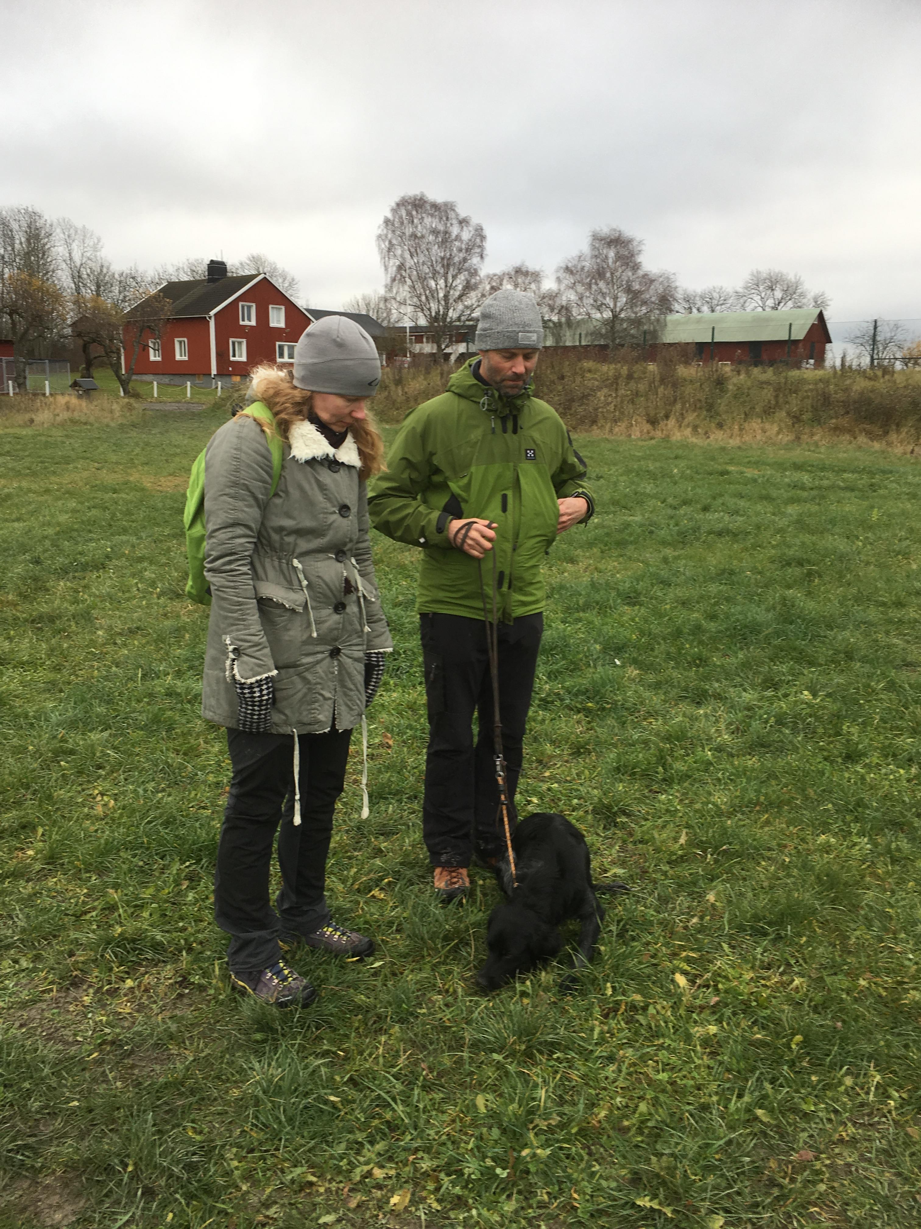 A1 Maria och Jens med Rindi