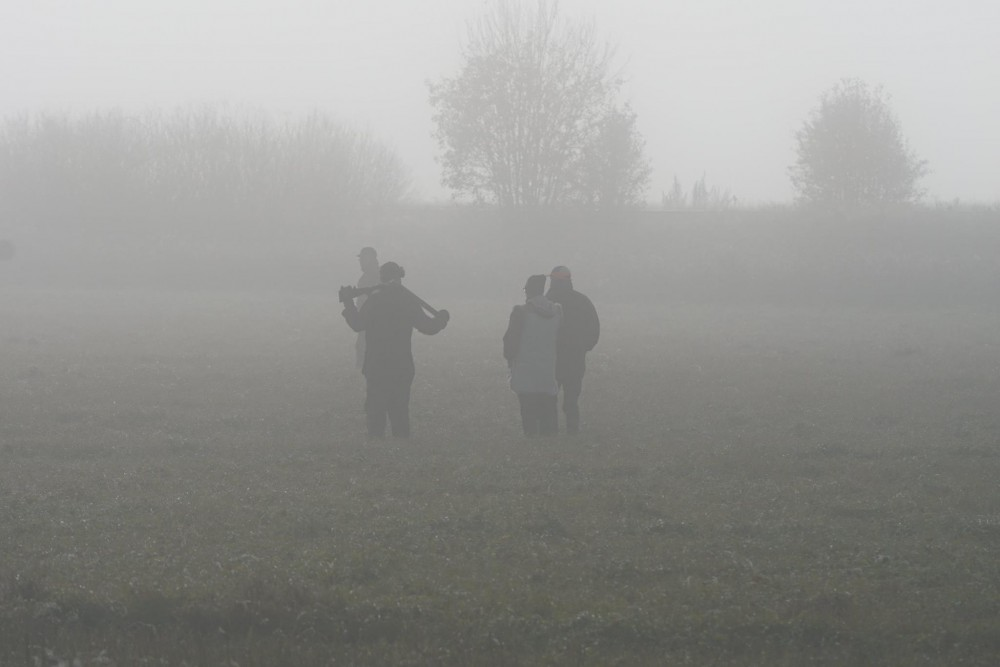Dimmigt På Ervalla-prov