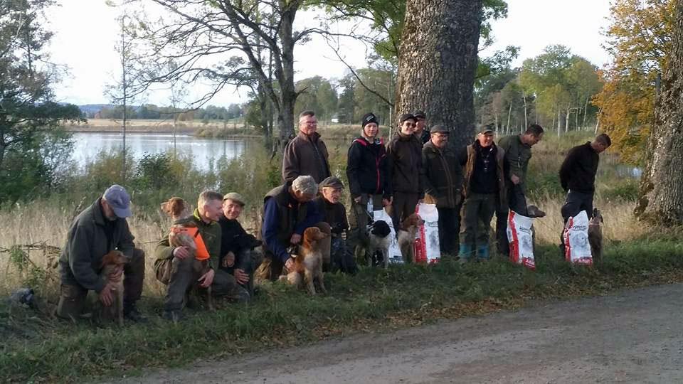 Bilder & Resultat Fältprov I Falköping Okt 2015