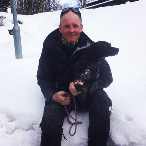 Johan Lindahl Och Black Peggy– 1 AK I Hattfjelldal-Norge