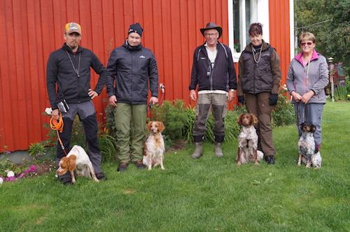 Reportage Från Stadgekurs I Västerbotten