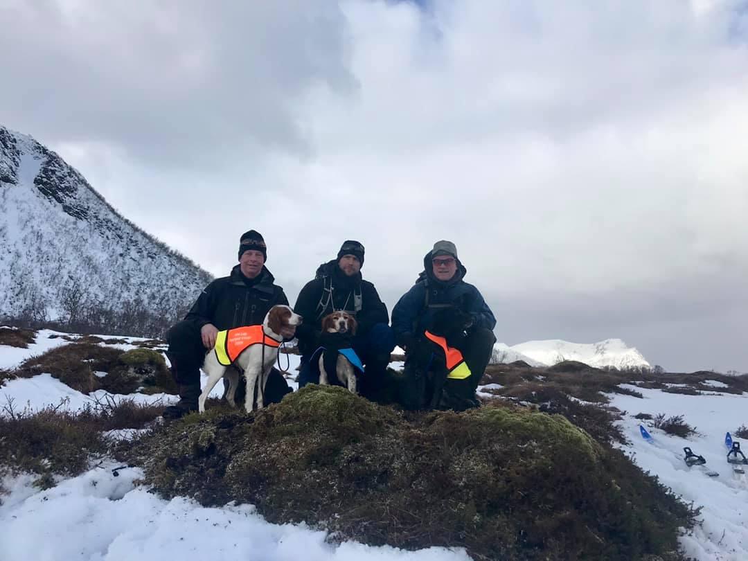 Bretonlaget Vinnare Av NM Vinter 2019