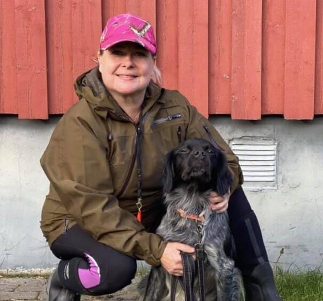 Bretonen Zack Vann UKL Vid KM I Karlstads Fågelhundsklubb