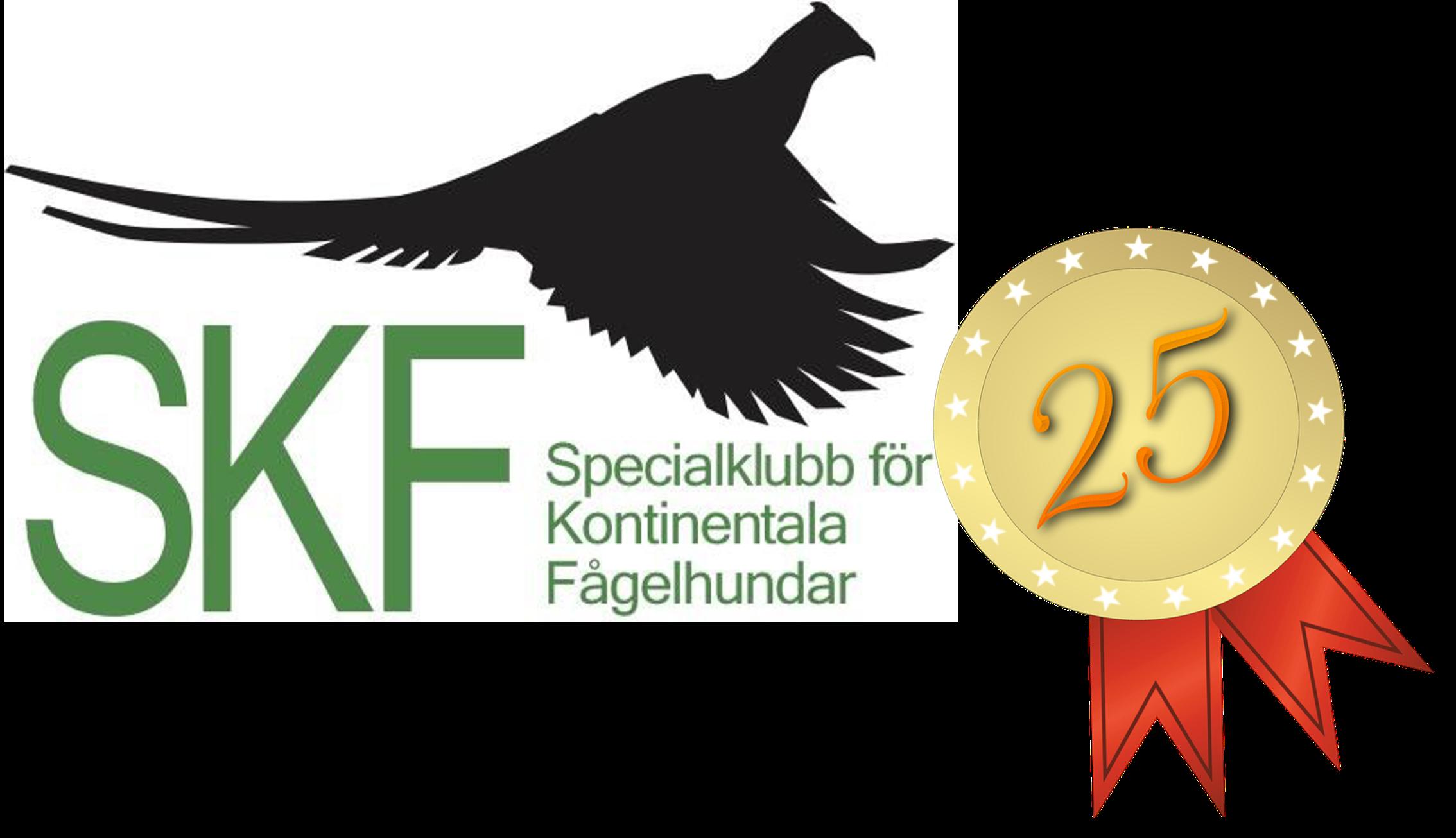 25-års Jubileum För SKF. Utställning Och Jaktprov