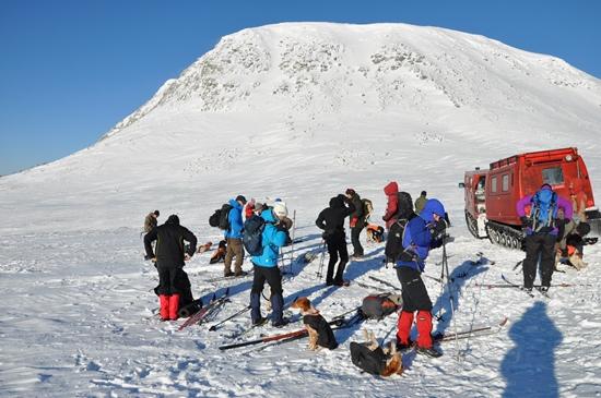 Resultat Lofsdalen 21-22 Mars
